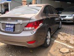 Bán Hyundai Accent Blue AT năm sản xuất 2013, màu nâu, nhập khẩu