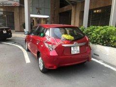 Bán xe Toyota Yaris 1.5E đời 2016, màu đỏ, xe nhập