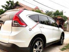 Hà Nội! Cần bán Honda CRV 2.0 AT sản xuất 2014 màu trắng xe biển Hà Nội 30A chính chủ