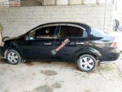 Bán xe Daewoo Gentra SX 1.5 MT năm 2010, màu đen, xe gia đình, 210tr