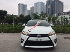 Bán Toyota Yaris đời 2016, màu trắng, nhập khẩu nguyên chiếc