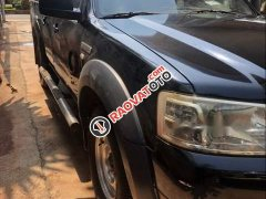 Cần bán gấp Ford Ranger năm 2009, màu đen