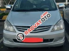 Cần bán xe Toyota Innova sản xuất năm 2008, màu bạc chính chủ