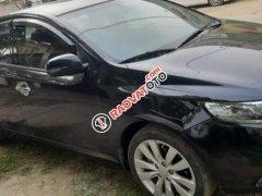 Bán xe Kia Forte đời 2011, màu đen, xe đẹp