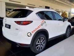 Bán ô tô Mazda CX 5 năm sản xuất 2019, màu trắng, giá chỉ 849 triệu