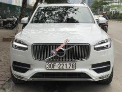 Cần bán gấp Volvo XC90 năm 2017 màu trắng