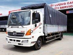 Bán xe tải Hino 2019 6.5 tấn, thùng dài 6.7m