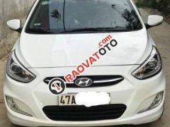 Bán Hyundai Accent đời 2015, màu trắng, nhập khẩu chính chủ