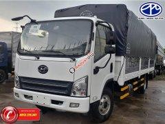 Bán xe tải Hyundai 8 tấn, ga cơ, thùng dài 6m2