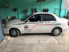 Bán xe Daewoo Lanos đời 2002, màu trắng, Đk 2002