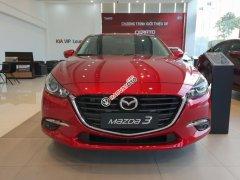 Bán Mazda 3 đời 2019 all new, màu đỏ pha lê sang trọng và quý phái