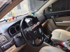 Cần bán gấp Chevrolet Captiva 2.4 đời 2007, màu bạc, nhập khẩu, xe rất đẹp
