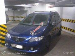 Cần bán gấp Mazda Premacy AT năm sản xuất 2002, màu xanh lam