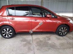 Bán Nissan Tiida năm sản xuất 2008, màu đỏ, xe đẹp