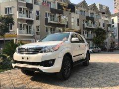 Bán Toyota Fortuner Sportivo sản xuất 2014, màu trắng số tự động, giá tốt