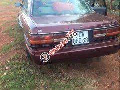 Cần bán gấp Toyota Camry năm 1990, màu đỏ, giá tốt