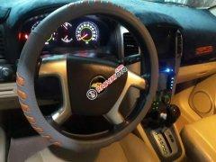 Cần bán xe Chevrolet Captiva đời 2011, màu vàng