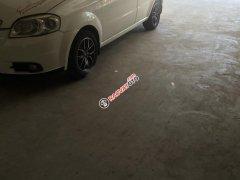 Bán Daewoo Gentra đời 2008, màu trắng, xe chạy rất êm và cực kì tiết kiệm nhiên liệu