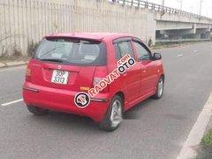 Bán Kia Morning 2004, màu đỏ, xe nhập, đăng ký lần đầu 2009