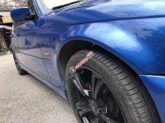 Bán ô tô BMW 3 Series đời 2000, màu xanh lam, siêu xe thể thao, máy móc ổn định