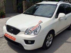 Bán ô tô Kia Carens MT sản xuất 2011, màu trắng số sàn giá cạnh tranh