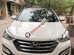 Bán Hyundai Santa Fe đời 2014, màu trắng, giá chỉ 850 triệu