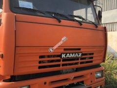 Bán Kamaz đầu kéo sản xuất 2015, màu cam, xe nhập