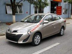 Toyota Vios 1.5E MT trả góp 0%