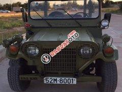 Bán Jeep A2 sản xuất năm 1980, xe nhập, giá 265tr