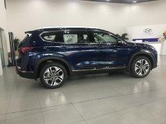 SantaFe 2019 | dầu đặc biệt | màu xanh giao ngay | Hyundai An Phú