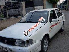 Bán ô tô Fiat Tempra đời 2001, màu trắng, ngoại hình còn rất đẹp