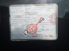 Bán xe Daewoo Nubira đời 2002, màu đen, giá chỉ 85 triệu