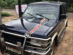 Bán xe Mekong Paso 1997 màu xanh đen, đi được 9999km