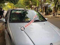 Cần bán xe Fiat Siena MT sản xuất năm 2003, màu bạc, nhập khẩu, hình thức rất mới