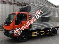 Bán xe tải Isuzu 2T9 thùng kín 4m3 đời 2019 nhập khẩu