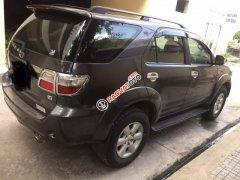 Bán Toyota Fortuner 2.7AT đời 2010, màu đen, chính chủ