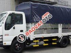 Xe tải Issuzu 2.9 tấn thùng bạt 4m3 đời 2019 nhập khẩu