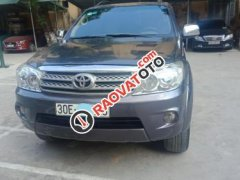 Cần bán lại xe Toyota Fortuner AT sản xuất năm 2010