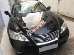 Gia đình đổi xe bán Lexus ES350 2009 màu đen, nhập Nhật chính chủ