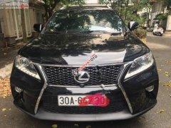 Cần bán lại xe Lexus RX 350 sản xuất năm 2012, màu đen, nhập khẩu