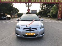 Bán Toyota Vios 1.5E sản xuất năm 2008, màu bạc, xe tuyển nói không với taxi