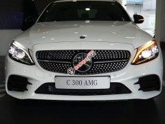 Giá xe Mercedes C300 AMG 2019: Thông số, giá lăn bánh (11/2019) giảm tiền mặt, tặng bảo hiểm và phụ kiện chính hãng
