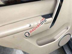 Bán Chevrolet Captiva MT sản xuất 2007, màu bạc, nhập khẩu, xe đẹp từ trong ra ngoài