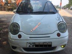 Cần bán xe Daewoo Matiz sản xuất năm 2004, màu trắng