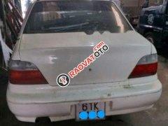 Bán Daewoo Cielo năm sản xuất 1997, màu trắng, xe nhập giá cạnh tranh