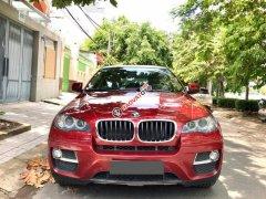 Bán xe BMW X6 xDrive35i đời 2013, màu đỏ, xe nhập