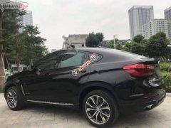 Bán BMW X6 3.0 SI 2015, màu đen, xe nhập