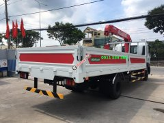 Xe tải Isuzu lắp cẩu Unic 340, giá tốt giao ngay