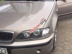 Bán BMW 3 Series 325i đời 2005, màu nâu, giá chỉ 255 triệu