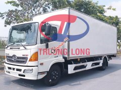Xe tải bảo ôn 6 tấn, tổng tải 11 tấn | Hino Series 500 FC Euro4